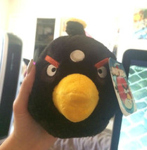 Black Bird 5 Inch Deluxe Plush (No Sound) Brand NEW! - $19.99