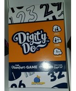 Digity Do Digit'y Do Number Sequence Numbers Board Game  - $14.84