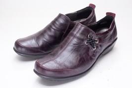 Romika 10 10.5 Burgundy Slip On Shoe Women's EU 41 - €57,82 EUR