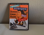 ALFRED HITCHCOCK'S STRANGERS ON A TRAIN DVD