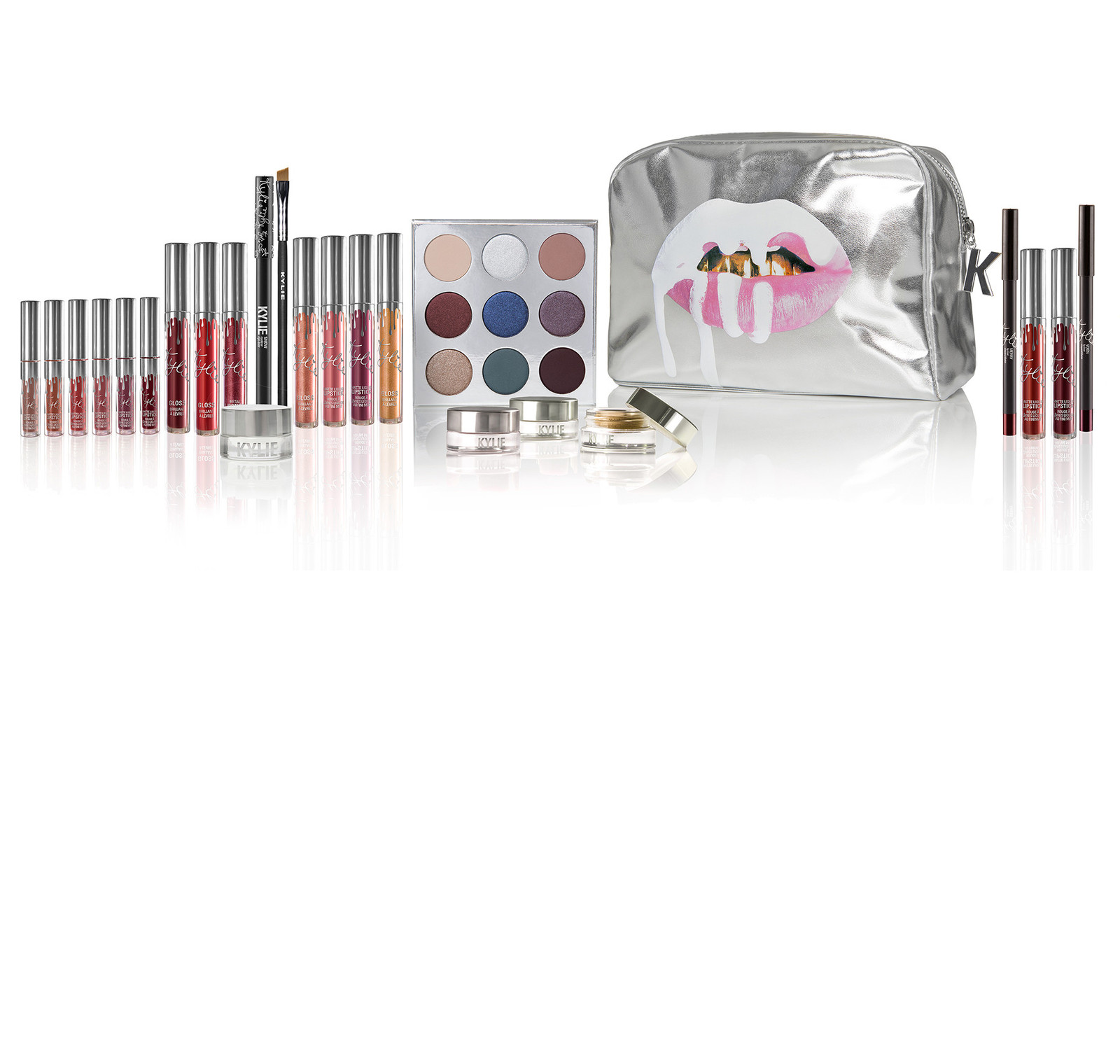 Kylie Cosmetics, Limited Edition, The Holiday Collection Bundle (EVERYTHING!) - $300.00