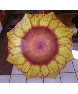 Vintage Sunflower Umbrella - $49.00