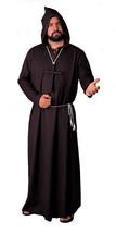 Robe Monk Quality Black  Costume - £28.08 GBP