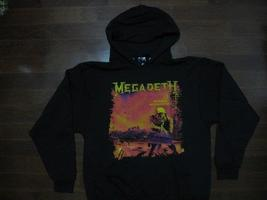 MEGADETH / Peace Sells..But Who's Buying ? Two Sided Print - Hoodie. NEW  - $29.99+