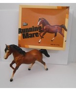 """New in Box~1980's~Breyer Horse Creations~Hand Painted """"Running Mare"""" #12... - $75.95"""