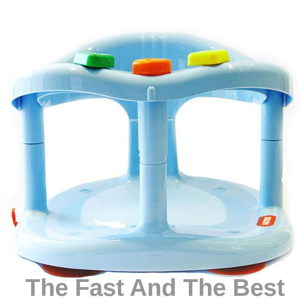 baby bath tub ring seat keter infant anti slip chair safety blue free shipping bath tub seats. Black Bedroom Furniture Sets. Home Design Ideas