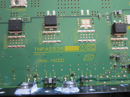 Sc Board TNPA5538 For Panasonic TC-P60UT50 Plasma Hdtv - $15.00