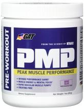 GAT Pmp Nutritional Supplement, Berry Blast, 9 Ounce - $62.36