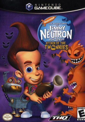The Adventures of Jimmy Neutron, Boy Genius: Attack of the Twonkies [GameCube]