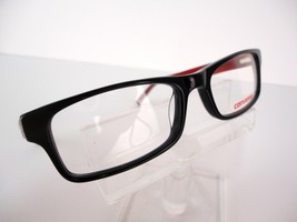 NEW Converse K011 Black 50 x 16 135 Eyeglass Frames - $58.02
