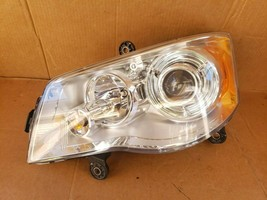 08-14 Chrysler Town & Country HID XENON Headlight Driver Left LH - $237.60