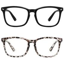 MEETSUN Blue Light Blocking Glasses Nerd Eyeglasses Frame,Anti Blue Ligh... - $16.04