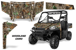 UTV Graphics Kit SxS Decal Wrap For Polaris Ranger 570 900 2013-2015 WOO... - $395.95