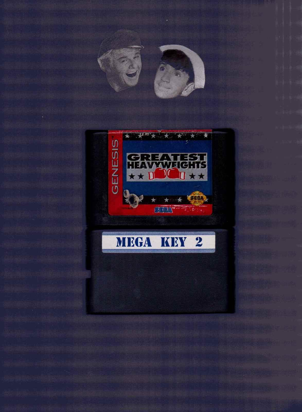 Mega Key 2--SEGA GENESIS--PLAY Ntsc Sega and 50 similar items