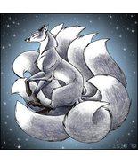 Kitsune by isismasshiro thumbtall