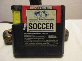 Fifa International SOCCER--SEGA Genesis - $4.99