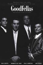 GOODFELLAS - MURDERERS QUOTE - MOVIE POSTER 24x36 CLASSIC DE NIRO  JOE P... - $27.00
