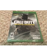 Call of Duty Infinite Warfare - Xbox One - Brand New + Factory Sealed - $37.99