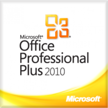 Office 2010 Professional Pro Plus 1 PC Digitall... - $28.40