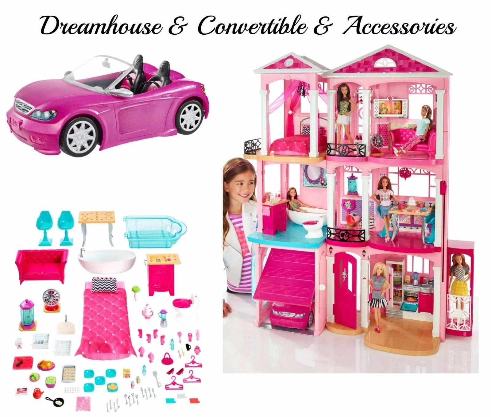Barbie dreamhouse accessories related keywords barbie for Dream house com