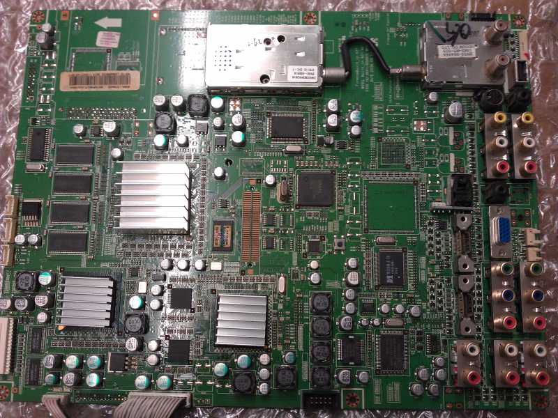 BN94-01040D Main Board FromSamsung LNS4695DX/XAA LCD TV