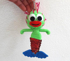 The Little Mermaid VOODOO String Dolls Keyring ... - $5.89