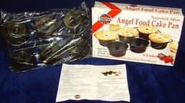 Brand New in Box•Norpro•Nonstick Mini•Angel Food Cake Pan•Model No. 3975... - $19.99