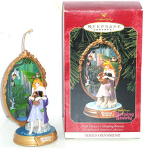 Disney Sleeping Beauty Princess Hallmark Ornament Enchanted Memories 199... - $34.95