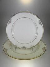 Gorham Florentine Pearl Dinner Plate & Salad Plate - $27.73