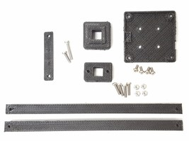 Zubax GNSS 2 Housing and Elevation Mast Kit, 18 centimeter version - $22.95