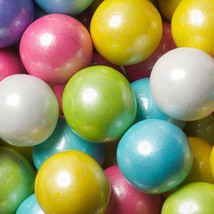 Gumballs Spring Mix 25mm Or 1 Inch (57 Count), 1LB - $10.88