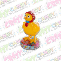 Laying Pooping Candy Dispenser, Fancy Henny Gum Laying Chicken, Yellow V... - $6.95