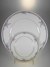Royal Doulton Providence Dinner Plate And Bread & Butter Plate - $14.27