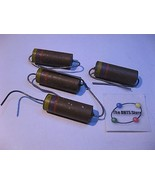 Solid Carbon Ceramic Resistor 47K 20% 1-Watt 47000 Ohm - NOS Qty 4 - $9.49