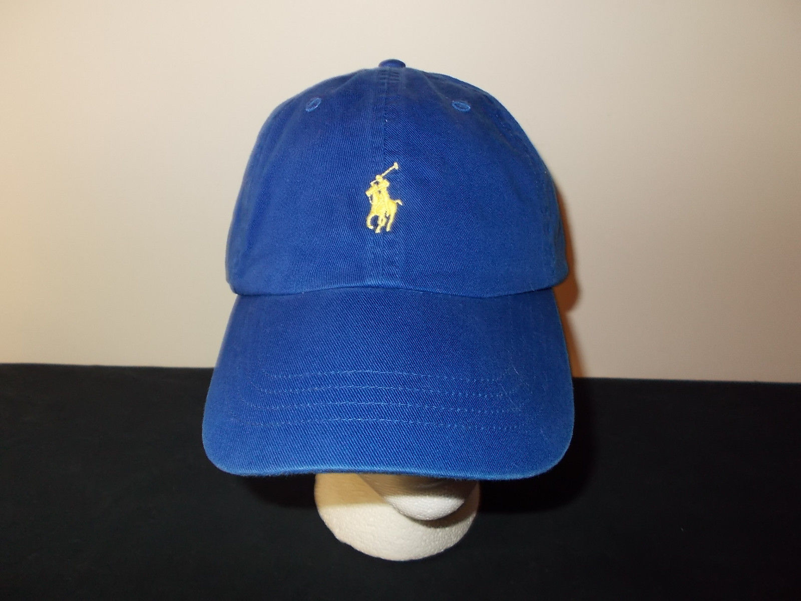 74b5a53cabbe8 Polo Ralph Lauren blue yellow horse pony and 50 similar items. S l1600