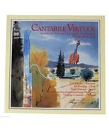 BISCOGLI / HERTEL / PEZEL Cantabile Virtuos Sonata Concertos LP EBS 5054... - $12.19