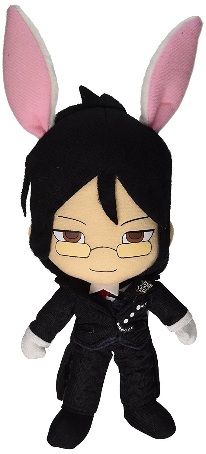 Primary image for Black Butler: Rabbit Sebastian Plush Brand NEW!