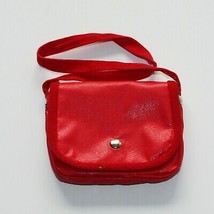 American Girl Marked Pleasant Company Molly McIntire Meet Red Bag Purse Only - $14.99
