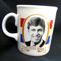 1986 Sarah Ferguson & Prince Andrew Wedding Commemorate Mug Cup British ... - $14.69