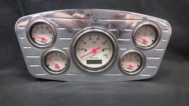 1933 1934 FORD CAR GAUGE CLUSTER SHARK - $238.08