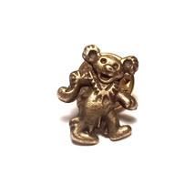 Bronze Dancing Bear Accessory, Men's Tie Tack L... - $11.99