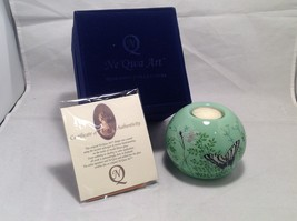 New In Box Ne Qwa Art Garden Bugs Tealight Collection by Paul Brent - $49.49