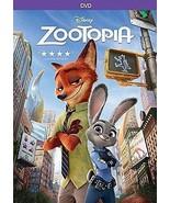 Disney Zootopia (DVD) Movie - $7.94