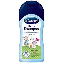 Bubchen Baby Shampoo for babies -VEGAN-200ml-Bottle- FREE SHIPPING - $10.88