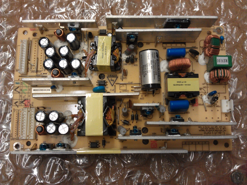 TOM202CABB Power Supply Board From Soyo MT-SYTPT2627AB LCD TV