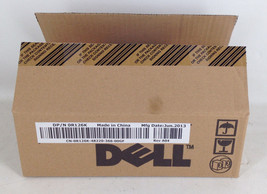 Genuine Dell 0R126K R126K USB 2.0 Stereo Multimedia Speakers New Open Box - $19.75