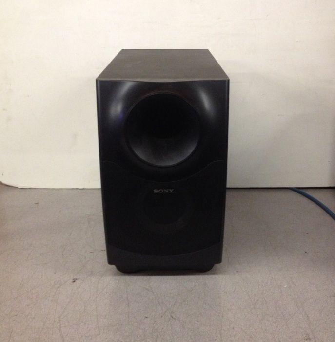 Sony SS-WSX1 Speaker System Subwoofer - Home Speakers ...