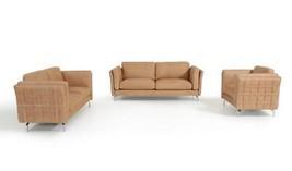 VIG Furniture Estro Salotti Jenny Terra Italian Leather Sofa Set 3 SPECI... - €5.424,19 EUR