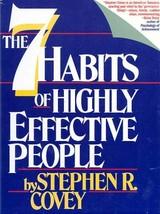 Seven Habits of Highly Effective People/Cassettes [Audio Cassette] [Jun 01, 1...
