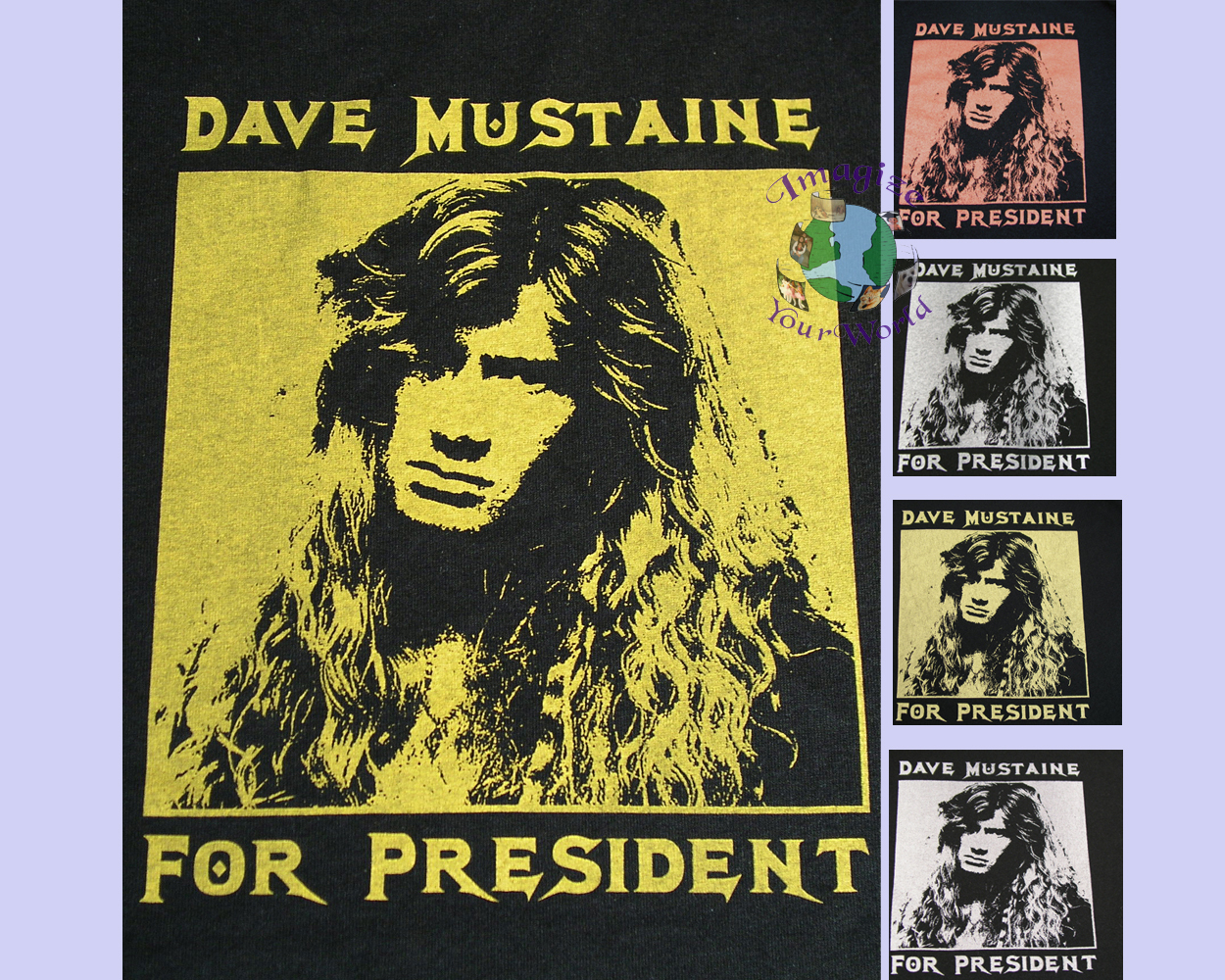 Mustaine  5 colors   gallery wide